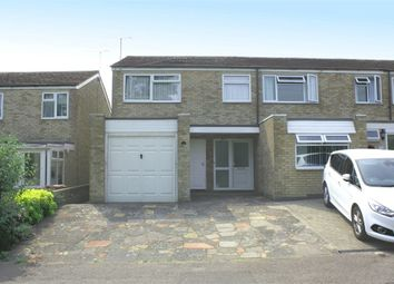 Thumbnail 3 bed semi-detached house for sale in 5 Meadow Close, North Mymms, Hertfordshire