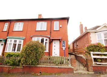Thumbnail 3 bed semi-detached house for sale in Byerley Road, Shildon