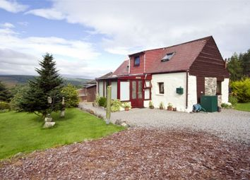 Thumbnail 2 bed cottage for sale in Main Street, Lairg, Highland