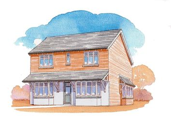 Thumbnail 3 bed detached house for sale in Gynsill Lane, Anstey, Leicester