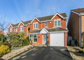 Thumbnail 4 bed detached house for sale in Beaumont Way, Norton Canes, Cannock