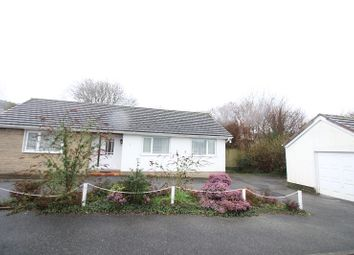 Thumbnail 3 bedroom bungalow to rent in South Meadows, Pembroke, Pembrokeshire.