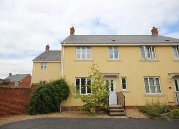 Thumbnail 3 bedroom semi-detached house to rent in Norman Place, Kings Heath, Exeter