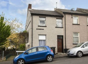 Thumbnail 3 bed terraced house for sale in Beaufort Terrace, Newport