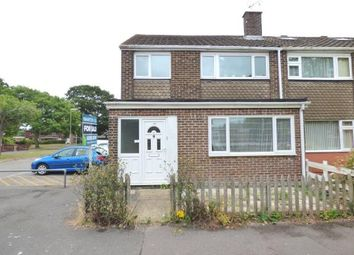 Thumbnail 4 bed end terrace house for sale in Long Drive, Gosport