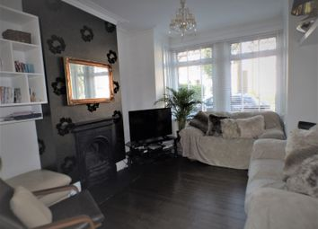 Thumbnail 3 bed terraced house for sale in Highworth Road, Bounds Green