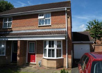Thumbnail 2 bedroom semi-detached house to rent in Jasmine Court, Orton Goldhay, Peterborough
