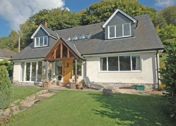 Thumbnail 3 bed detached house for sale in 'mandalay', Hillside Road, Redbrook, Monmouth, Monmouthshire