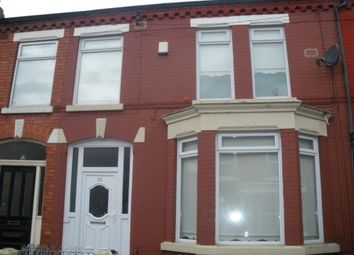 Thumbnail 3 bedroom property to rent in Avonmore Avenue, Mossley Hill, Liverpool