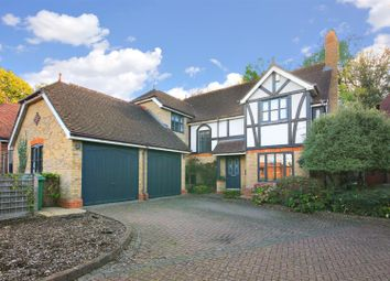 Thumbnail 4 bed detached house for sale in Bluebird Way, Bricket Wood, St. Albans