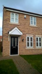 Thumbnail 3 bed end terrace house to rent in Pools Brook Park, Kingswood, Hull
