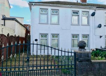 Thumbnail 3 bed property to rent in Heol Ynysawdre, Sarn, Bridgend
