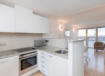 Thumbnail 2 bedroom flat for sale in Seacon Tower, 5 Hutchings Street, London