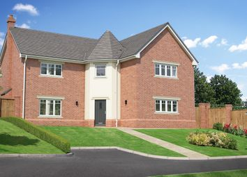 Thumbnail 4 bed detached house for sale in Plot 2, Chelwood View, Crew Green, Shrewsbury