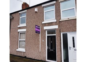 Thumbnail 2 bed terraced house for sale in Taylor Terrace, Newcastle Upon Tyne