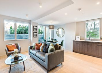 Thumbnail 2 bed flat for sale in The Marziale, Streatham