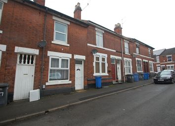 Thumbnail 2 bedroom property to rent in Findern Street, Derby