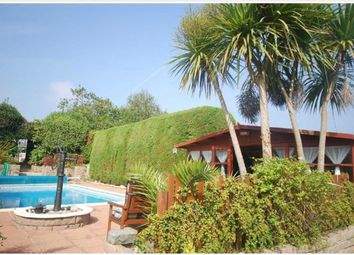Thumbnail 5 bed detached house for sale in La Rue Des Fontaines, Trinity, Jersey