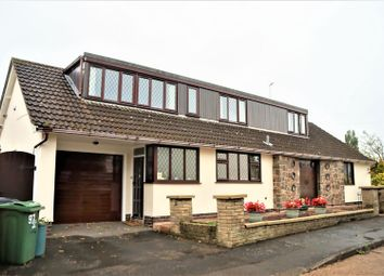 Thumbnail 3 bed detached bungalow for sale in Station Road, Cropston, Leicester