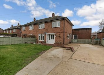 Thumbnail 4 bed semi-detached house for sale in Longfield Road, Horsham