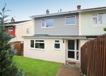 Thumbnail 3 bed semi-detached house for sale in Castlemead Close, Saltash