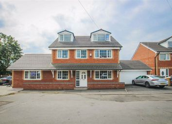 Thumbnail 5 bed detached house for sale in Clifton Street, Kearsley, Bolton