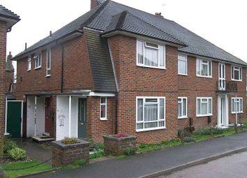Thumbnail 2 bed maisonette to rent in Basildon Close, Sutton