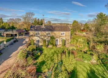 Thumbnail 4 bed detached house for sale in The Green, Thorp Arch, Wetherby, West Yorkshire