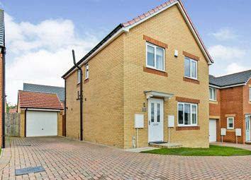 4 bed detached house for sale in Viscount Close, Stanley DH9