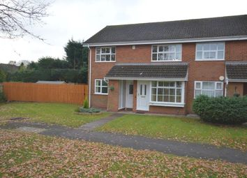 Thumbnail 2 bed maisonette to rent in Binley Close, Shirley, Solihull, West Midlands