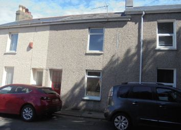 Thumbnail 2 bed terraced house to rent in Whitleigh Avenue, Crownhill, Plymouth