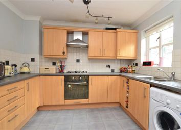 Thumbnail 3 bed town house for sale in Ailsa Mews, Rochester, Kent