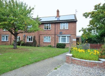 Thumbnail 1 bed flat to rent in Ramparts Close, Great Horkesley, Colchester, Essex