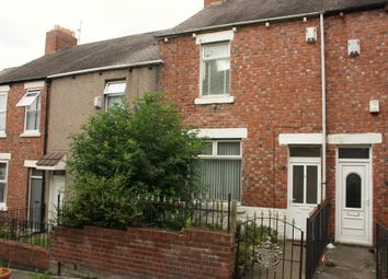 Thumbnail 2 bedroom terraced house for sale in Ingoe Street, Lemington