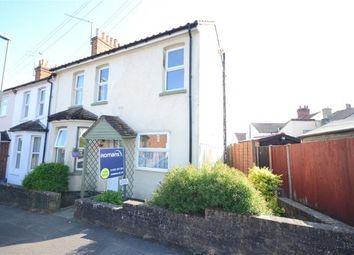 Thumbnail 2 bed end terrace house for sale in Mount Pleasant Road, Aldershot, Hampshire