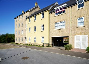 Thumbnail 2 bed flat for sale in Delphinium Court, Eynesbury, St. Neots, Cambridgeshire