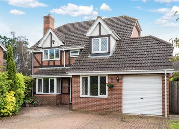 Thumbnail 4 bed detached house for sale in Mill Lane, St. Neots