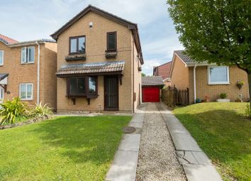 Thumbnail 3 bed detached house for sale in Cramfit Road, North Anston, Sheffield, South Yorkshire