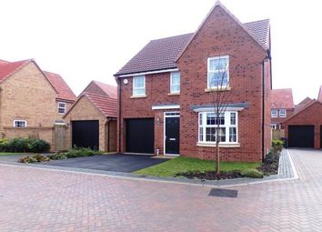Thumbnail 4 bed detached house for sale in Mayfair Court, Northallerton