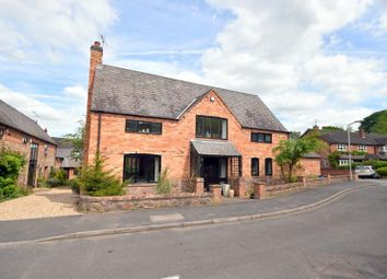Thumbnail 4 bed detached house for sale in The Homestead, Mountsorrel, Loughborough