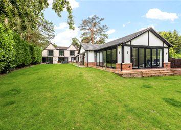 5 bed detached house for sale in Heath Ride, Finchampstead, Wokingham, Berkshire RG40