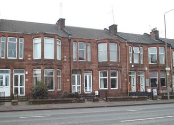 Thumbnail 2 bed flat to rent in Crow Road, Jordanhill