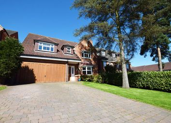 Thumbnail 6 bed detached house for sale in St. Georges Close, Allestree, Derby