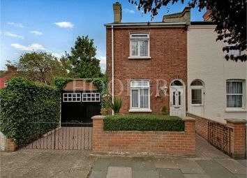 Thumbnail 3 bed end terrace house for sale in Gresham Road, London