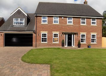 Thumbnail 6 bed detached house for sale in 2 The Burn, Willington