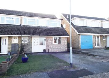 Thumbnail 4 bed semi-detached house for sale in Tudor Way, Wickford