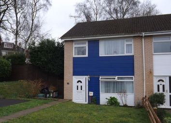 Thumbnail 3 bed end terrace house for sale in Newton Abbot, Devon