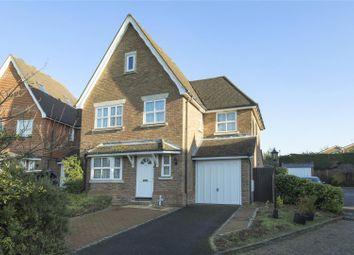 Thumbnail 4 bedroom detached house for sale in St. James Mews, Weybridge, Surrey