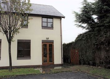 Thumbnail 3 bed terraced house to rent in 27, Tan Y Castell, Castle Caereinion, Welshpool, Powys