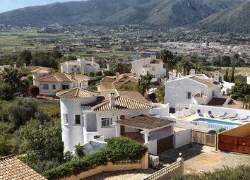Thumbnail 4 bed villa for sale in Jalon, Valencia, Spain
